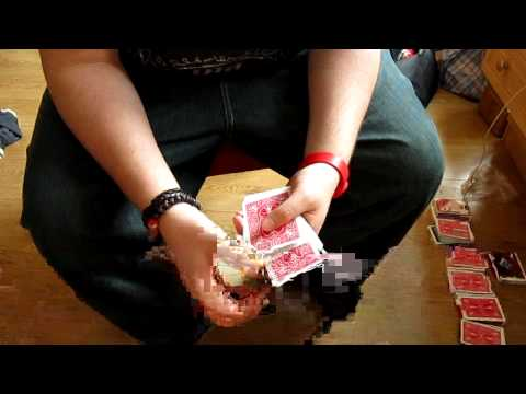 Jack Snatch &#8211; Easy card trick tutorial