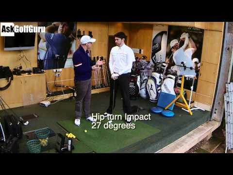 Golf Lesson Steve Buzza with Mark Crossfield