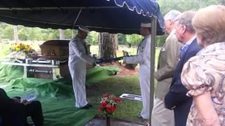 Mr. James Willard Herndon Funeral
