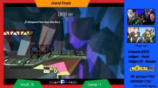 Smash@Google Grand Finals: ViRu5 vs Catnip
