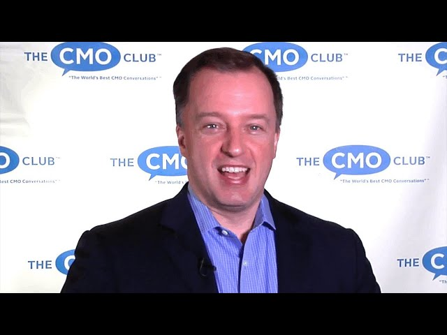 Alan Hart, CMO Tip of the Week