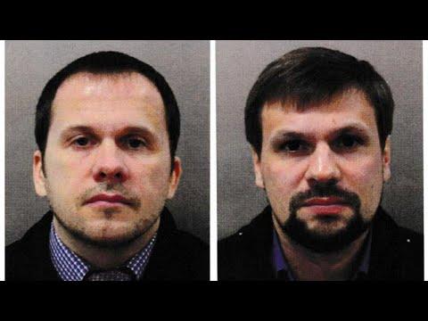 Υπόθεση Σκριπάλ: Αθώοι δηλώνουν οι δύο Ρώσοι ύποπτοι