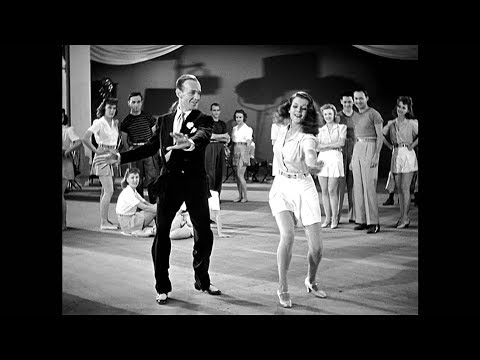 Boogie Barcarolle - Fred Astaire & Rita Hayworth - You'll Never Get Rich '41/HD