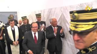 O Primeiro Ministro António Costa esteve em Fafe.