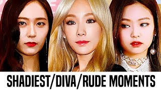 Video Kpop Female Idols Shadiest/Diva/Rude Moments | Part 1 MP3, 3GP, MP4, WEBM, AVI, FLV April 2019
