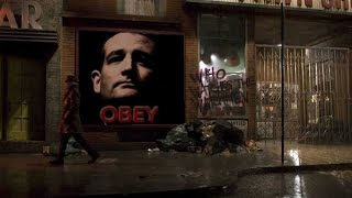 "I saw this old video of Ted Cruz in college saying he wanted to rule the world so I thought that I would make this video to go with that songThere's a lot of little stuff to look for in the videoCruz's ""Hail Mary"" pass picking Carly"" Fiorina as hi VPTed Cruz using his children as trained monkeysThe whole Melania Trump nude photo thingCarpet Bombing SyriaParoling Muslim NeighborhoodsThat God told him to runand much much moreusing a lot of film imageryI hope you enjoy itOf course the base soundtrack comes from LORDE - Everybody Wants To Rule The World but with a lot of alterations movie clips from Apocalypse Now, Planet of the Apes,   Dr. Strangelove,  Pinky and The Brain , and a lot more.I think the quote from Abigail Adams at the end the video tells us all what we really should look for in a President or even a Representative and how few candidates measure up ...How difficult the task to quench the fire and the pride of private ambition, and to sacrifice ourselves and all our hopes and expectations to the public weal! How few have souls capable of so noble an undertaking!..."