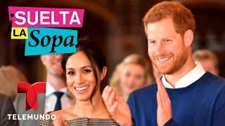 El Príncipe Harry y Meghan Markle eligen flores para el matrimonio | Suelta La Sopa