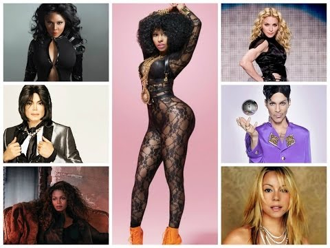 (PARODY) The Legends Panel: Nicki Minaj