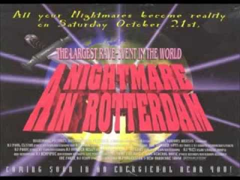 Cover art for the 2009 hardcore/gabber track on the im in a nightmare rot107 release