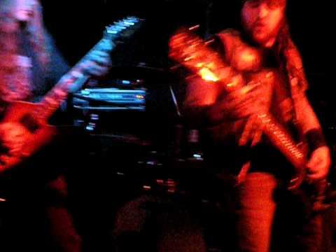 VOLTURE - LIVE in Philadelphia online metal music video by VOLTURE