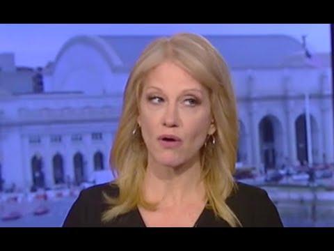 Kellyanne Conway chooses sides in husband/Trump feud