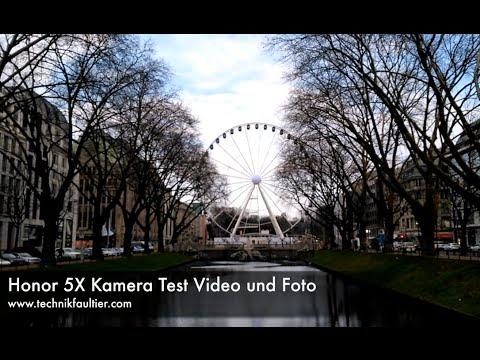 Honor 5X Kamera Test Video und Foto
