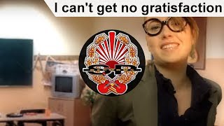 STRACHY NA LACHY - I can't get no gratisfaction [OFFICIAL VIDEO]