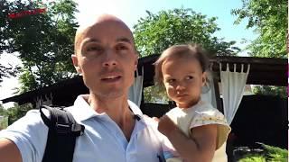 Крым-экстрим 2017/обзор жилья в Оленевке/ велопрокат/снятие налички/