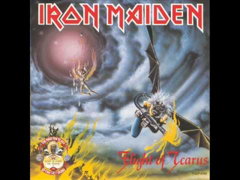 Tekst piosenki Iron Maiden - I've got the fire po polsku