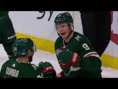 Video: Washington Capitals vs Minnesota Wild | NHL | NOV-13-2018 | 21:00 EST