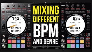 Video MIXING DIFFERENT BPM AND GENRE - 5 TOP BPM TRANSITIONS MP3, 3GP, MP4, WEBM, AVI, FLV Februari 2019