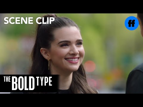 The Bold Type | Season 2, Episode 9: Pinstripe Makes a Move on Jane | Freeform