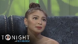 TWBA: Nadine Lustre talks about her younger brother