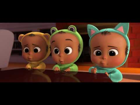 Video The Boss Baby | 'Meeting' | Official HD Clip 2017 download in MP3, 3GP, MP4, WEBM, AVI, FLV January 2017