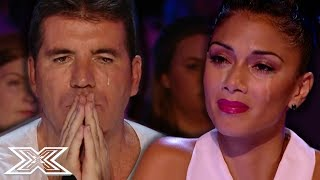 Video TOP 3 EMOTIONAL AUDITIONS From X Factor UK | X Factor Global MP3, 3GP, MP4, WEBM, AVI, FLV Januari 2018
