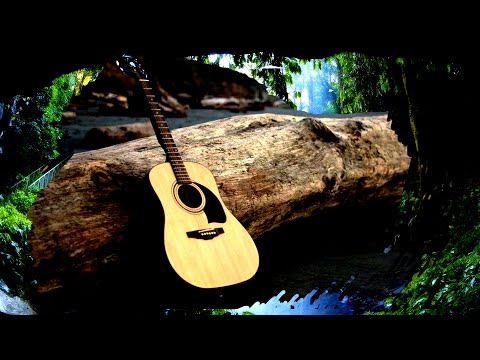RELAXING ACOUSTIC GUITAR MUSIC 2 HOURS – RAINFOREST SOUNDS  MEDITATION  YOGA SPA – SLEEP STUY MUSIC
