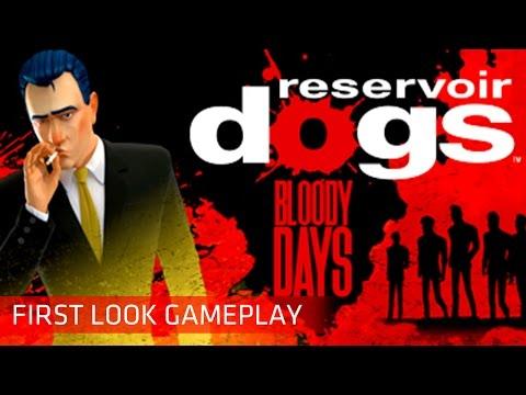 Reservoir Dogs Bloody Days Walkthrough Part 1 Gameplay 1080p 60fps First Look