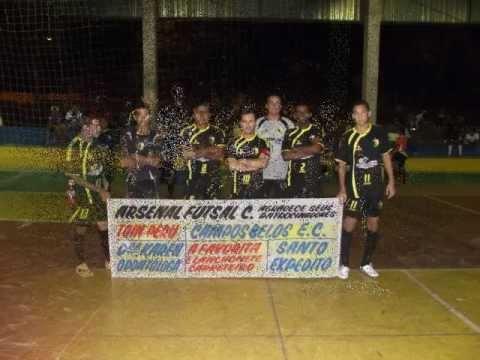 O Melhor Time De Futsal Em Campos Belos