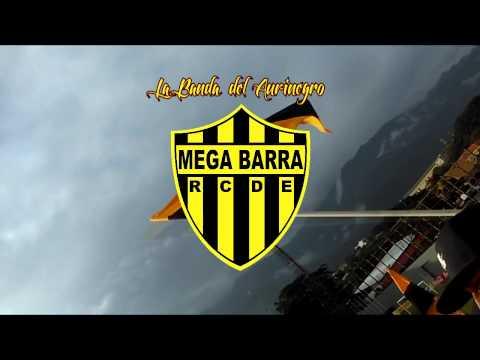 Aliento de la hinchada vs Sociedad | REAL ESPAÑA - Mega Barra - Real España
