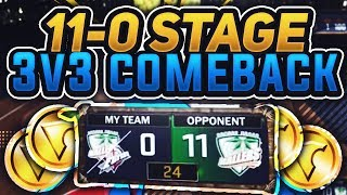 Click here to subscribe: https://www.youtube.com/c/powergotnext_/?sub_confirmation=1 AMAZING COMEBACK DOWN 11-0 ON ...