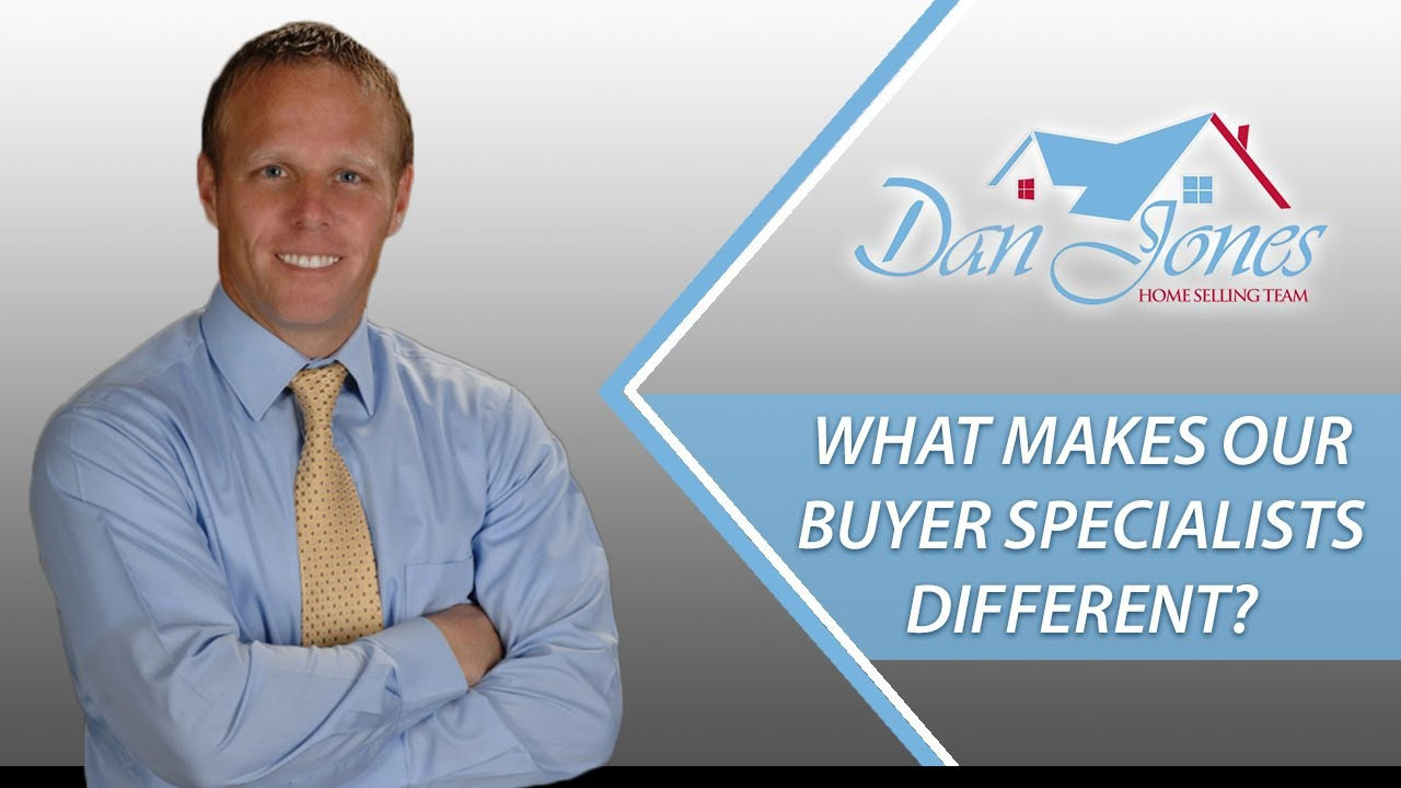 Why Work With One of Our Buyer Specialists?