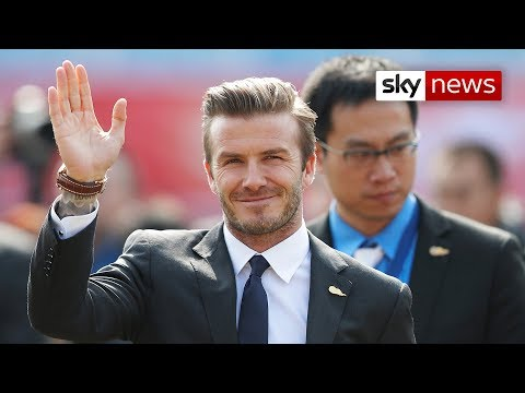 David Beckham: Life After Football