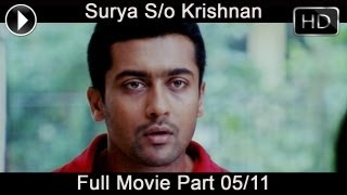 Surya Son Of Krishnan Telugu Full Movie Part 05/11 (Surya, Sameera Reddy, Simran)
