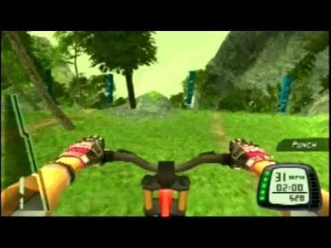 Downhill Slalom Playstation 2