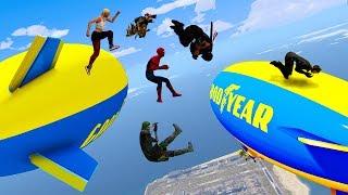 Video EXTREME OBSTACLES RUN! (Funny Superhero Contest Video w/ Baby Groot Spiderman Rocket Raccoon Joker) MP3, 3GP, MP4, WEBM, AVI, FLV Mei 2017
