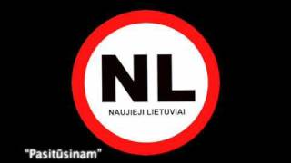 Grupė Naujieji Lietuviai - nėra eilinis politikų triukas. Mūsų niekas neprašė kurti šių dainų. Mes nenorėjome kažko įžeisti, kažkam...