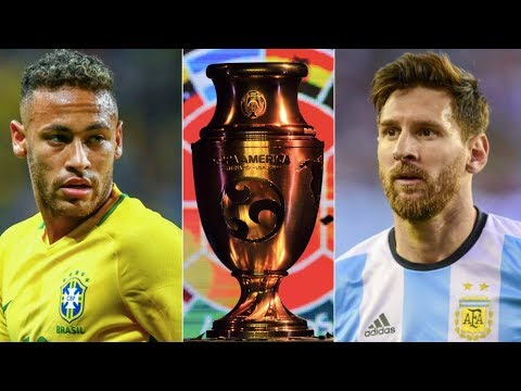 PREDICTING THE ENTIRE 2019 COPA AMERICA TOURNAMENT
