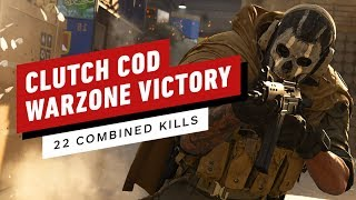 Call of Duty Warzone: Our Squad's First Victory (A 22 Kill Journey) by IGN