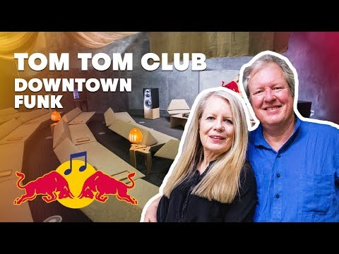 Tom Tom Club (Chris and Tina of Talking Heads) (RBMA Tokyo 2014 Lecture)