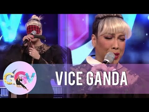 Vice Ganda Breaks Into Tears While Remembering His Worst Moments With His Late Grandfather | Ggv