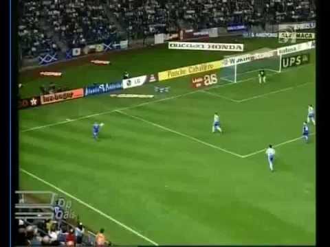 Roberto Carlos - Un gol increíble