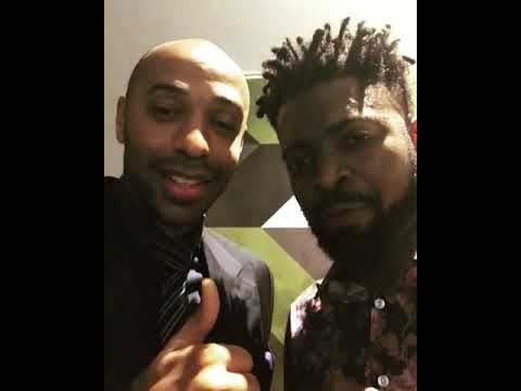Thierry Henry speaks pidgin with comedian basketmouth