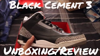 Today Teej will be unboxing a pair of Air Jordan 3 Black Cements from 2011.  This pair was picked up on eBay for $160 shipped. These shoes will be needing a restoration so be on the look out for a video soon!Thanks for watching! Please like, comment, and subscribe for more content every THURSDAY!