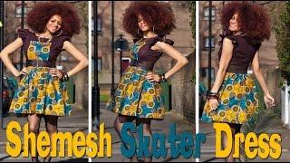 Zanjoo: Shemesh Skater Dress