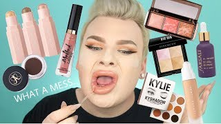 Video FULL FACE OF MAKEUP IM THROWING OUT! MP3, 3GP, MP4, WEBM, AVI, FLV Oktober 2018