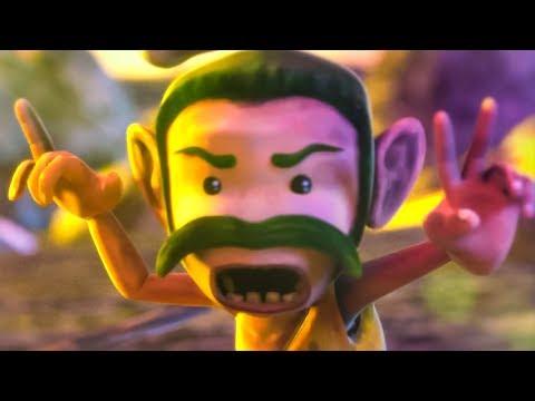 Oko Lele - Episode 0 - Adventure of Jamieboy - animated short CGI - Super ToonsTV