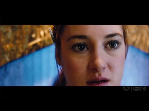 "Divergent: ""If I Wanted To Hurt You, I Would Have"" Clip"