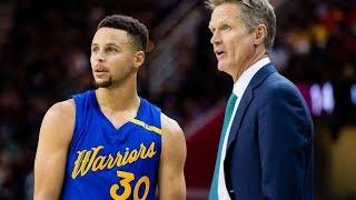 Stephen Curry Injury Update! Spurs vs Warriors Prediction! 2018 NBA Playoffs