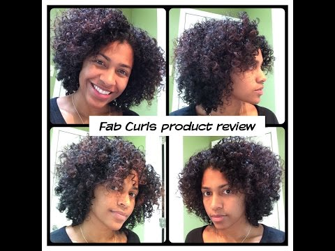 Product review: FABCurls Curly Hair System