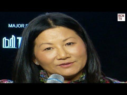 Director Unjoo Moon Interview I Am Woman Premiere TIFF 2019